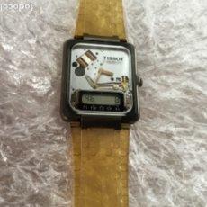 Relojes - Tissot: TISSOT TWOTIMER AÑOS 80. Lote 154749566
