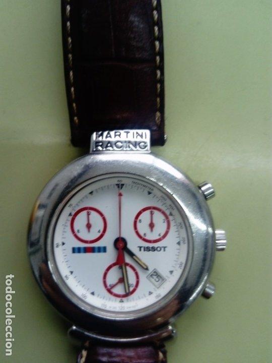 Relojes - Tissot: Reloj Tissot Martini Racing - Foto 2 - 180385912