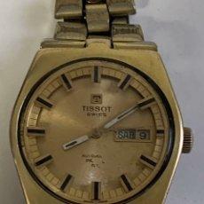 Relojes - Tissot: RELOJ VINTAGE TISSOT SWISS AUTOMATIC PR 516 CALENDAR SWISS MADE. Lote 182102476