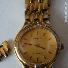Relojes - Tissot: ANTIGUO RELOJ TISSOT STYLIST WATER RESISTANT 30 M.. Lote 182599597