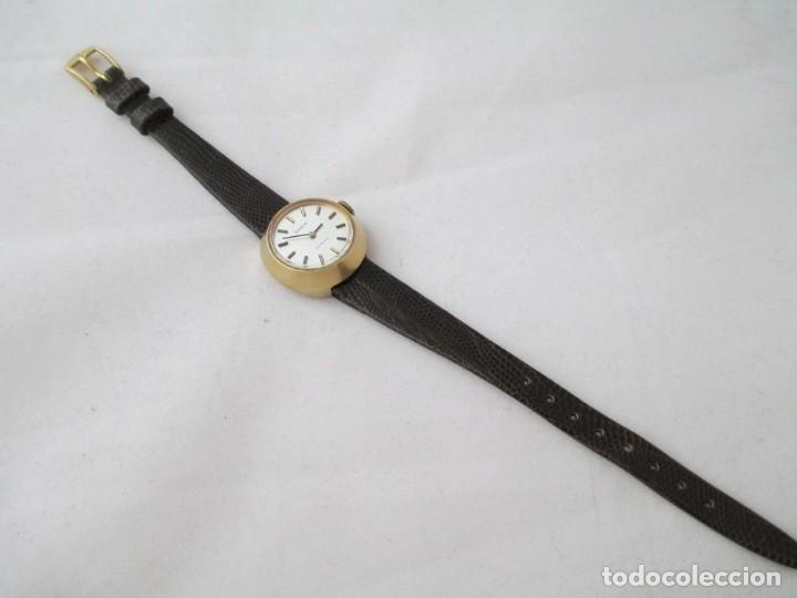 Relojes - Tissot: EXCEPCIONAL TISSOT STYLIST DAMA CASI NOS A CUERDA VINTAGE - Foto 8 - 187322901