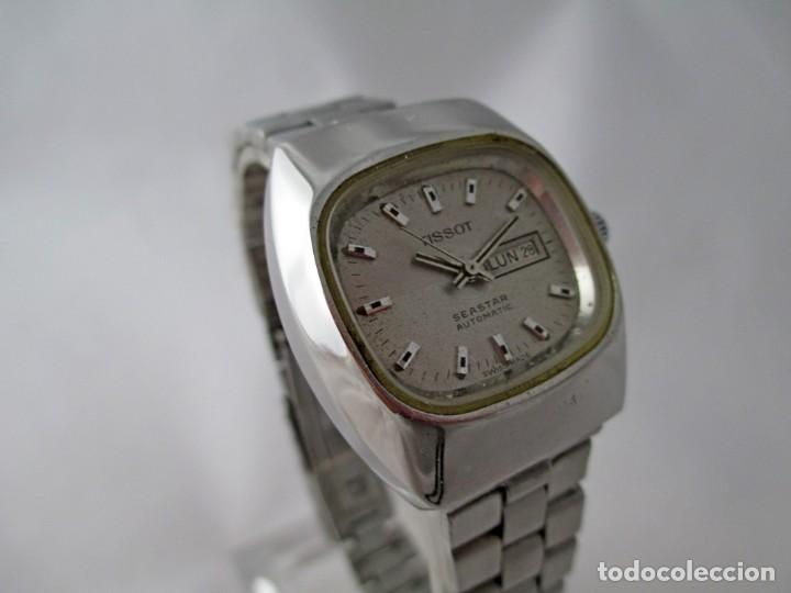 Relojes - Tissot: TISSOT SEAMASTER DAMA AUTOMATICO VINTAGE - Foto 2 - 187323031