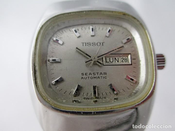 Relojes - Tissot: TISSOT SEAMASTER DAMA AUTOMATICO VINTAGE - Foto 3 - 187323031