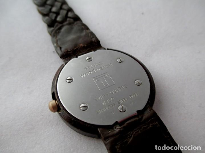 Relojes - Tissot: MUY RARO TISSOT WOOD WATCH R150 UNISEX VINTAGE - Foto 4 - 187435395
