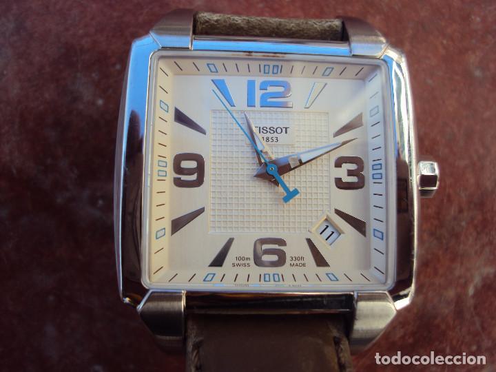TISSOT 1853 QUADRATO (Relojes - Relojes Actuales - Tissot)