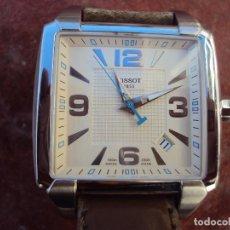 Relojes - Tissot: TISSOT 1853 QUADRATO. Lote 189484505