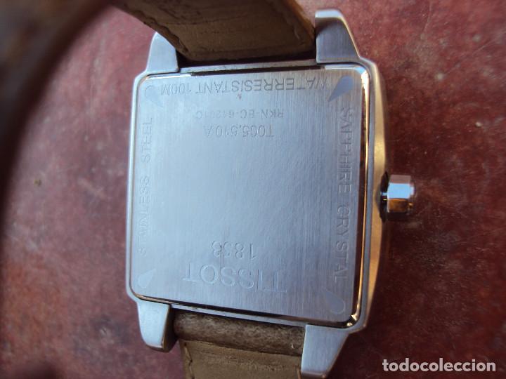 Relojes - Tissot: TISSOT 1853 QUADRATO - Foto 4 - 189484505