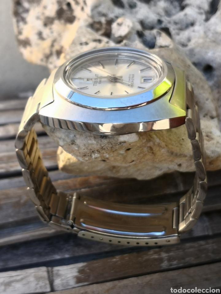 Relojes - Tissot: ?C1/5 Reloj vintage Tissot NUEVO +DEFECTO - Foto 3 - 195428937