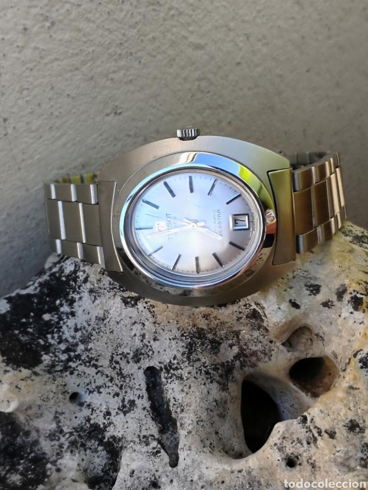 Relojes - Tissot: ?C1/5 Reloj vintage Tissot NUEVO +DEFECTO - Foto 4 - 195428937