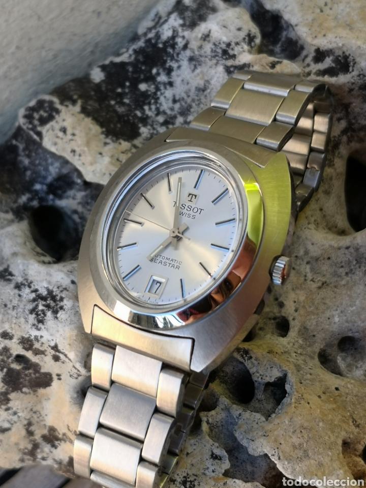 Relojes - Tissot: ?C1/5 Reloj vintage Tissot NUEVO +DEFECTO - Foto 6 - 195428937