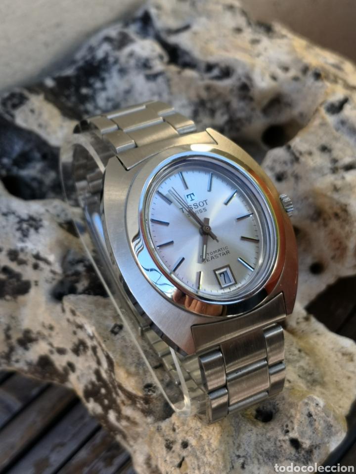 Relojes - Tissot: ?C1/5 Reloj vintage Tissot NUEVO +DEFECTO - Foto 7 - 195428937