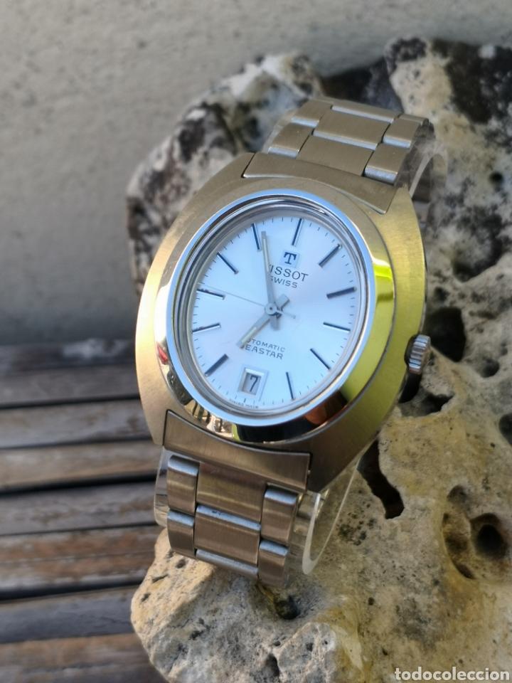 Relojes - Tissot: ?C1/5 Reloj vintage Tissot NUEVO +DEFECTO - Foto 8 - 195428937