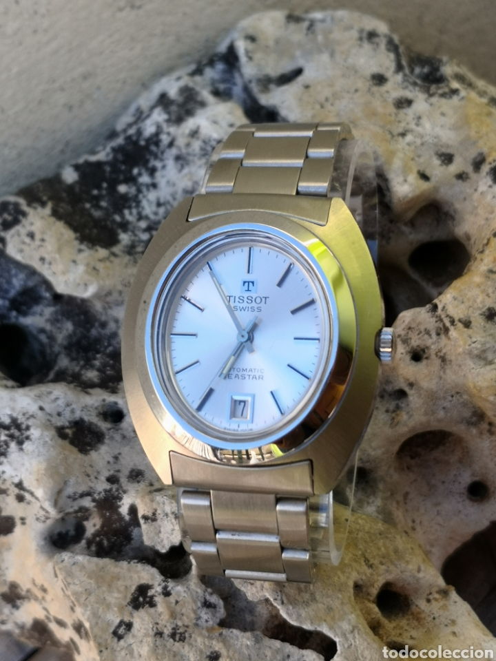 Relojes - Tissot: ?C1/5 Reloj vintage Tissot NUEVO +DEFECTO - Foto 9 - 195428937