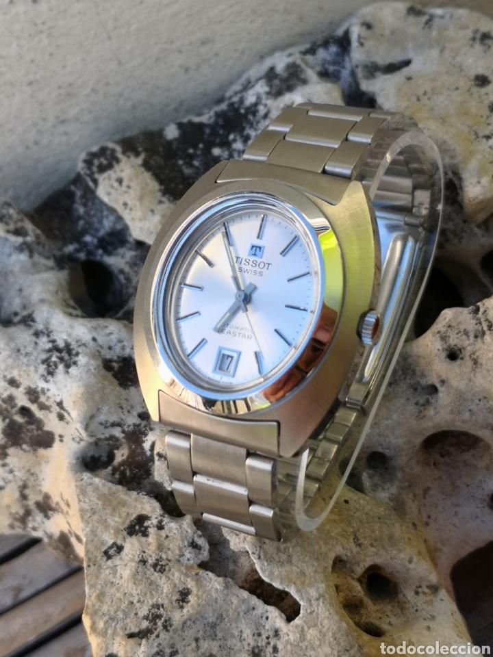 Relojes - Tissot: ?C1/5 Reloj vintage Tissot NUEVO +DEFECTO - Foto 10 - 195428937