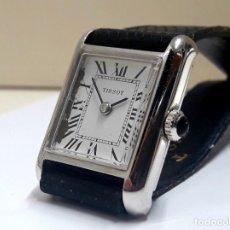 Relojes - Tissot: RELOJ VINTAGE TISSOT DE SEÑORA AÑOS 70 CARGA MANUAL CALIBRE 2141. Lote 195489682