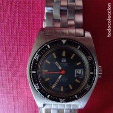 Relojes - Tissot: RELOJ TISSOT AUTOMÁTICO TAMAÑO CADETE DIVERS. Lote 198388613
