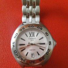 Relojes - Tissot: RELOJ TISSOT 1853 DE CUARZO, 100M/330FT COMO NUEVO, CAJA 4 CM.. Lote 201736061