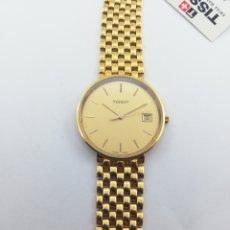 Relojes - Tissot: RELOJ TISSOT DE ORO. Lote 203595356