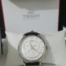 Relojes - Tissot: PRECIOSO TISSOT CALENDARIO PERPETUO. Lote 204678608