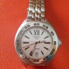 Relojes - Tissot: RELOJ TISSOT 1853. 100M/330FT. COMO NUEVO.. Lote 205569377