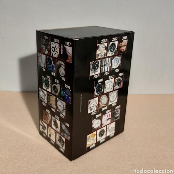 Relojes - Tissot: Tissot relojes Estuche caja -sin reloj- con todos los componentes, 2011, versión Portugal - Foto 5 - 209631810