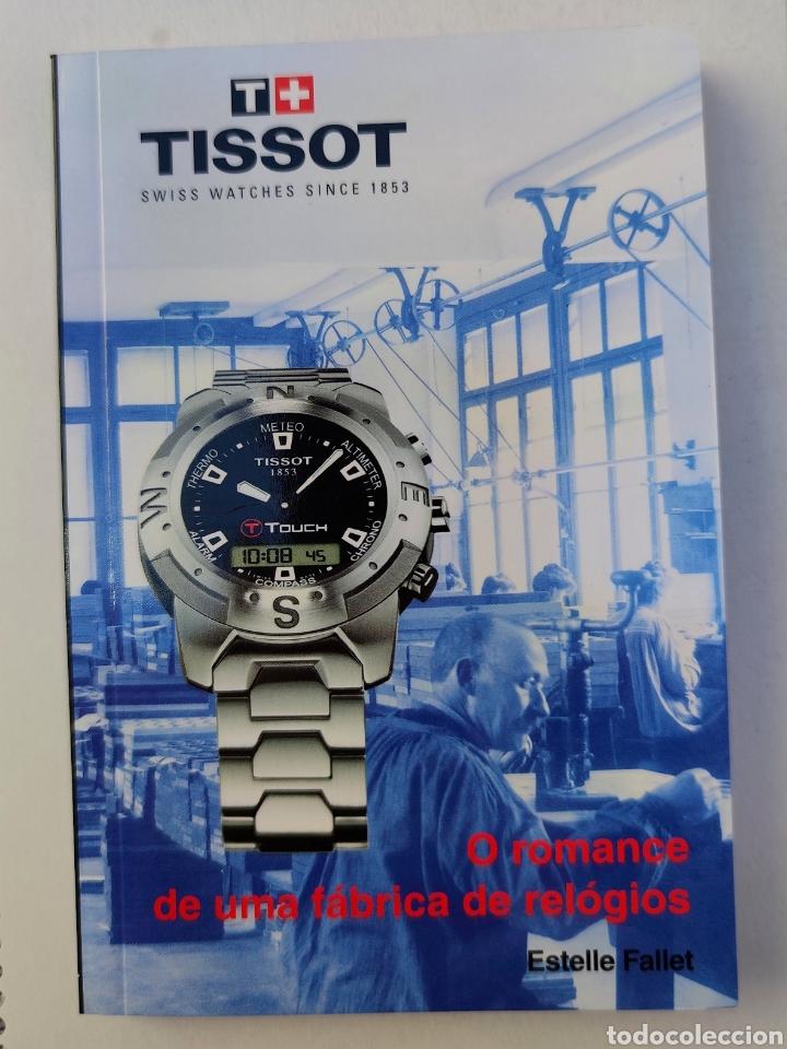 Relojes - Tissot: Tissot relojes Estuche caja -sin reloj- con todos los componentes, 2011, versión Portugal - Foto 11 - 209631810