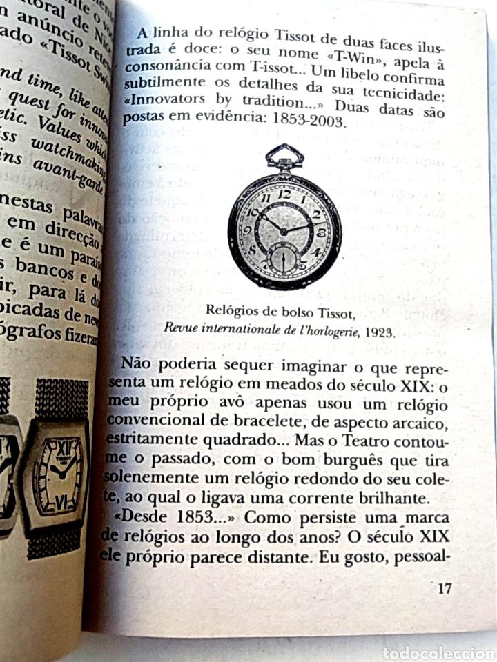 Relojes - Tissot: Tissot relojes Estuche caja -sin reloj- con todos los componentes, 2011, versión Portugal - Foto 14 - 209631810