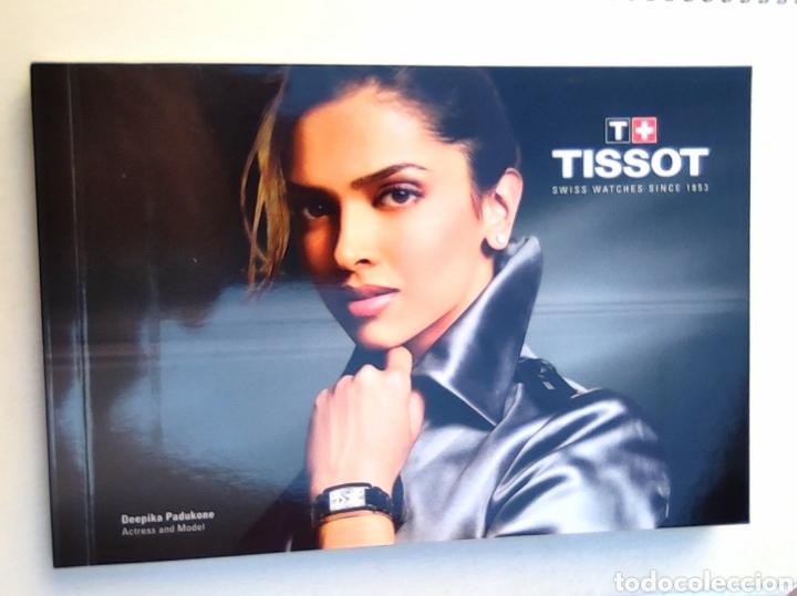 Relojes - Tissot: Tissot relojes Estuche caja -sin reloj- con todos los componentes, 2011, versión Portugal - Foto 15 - 209631810