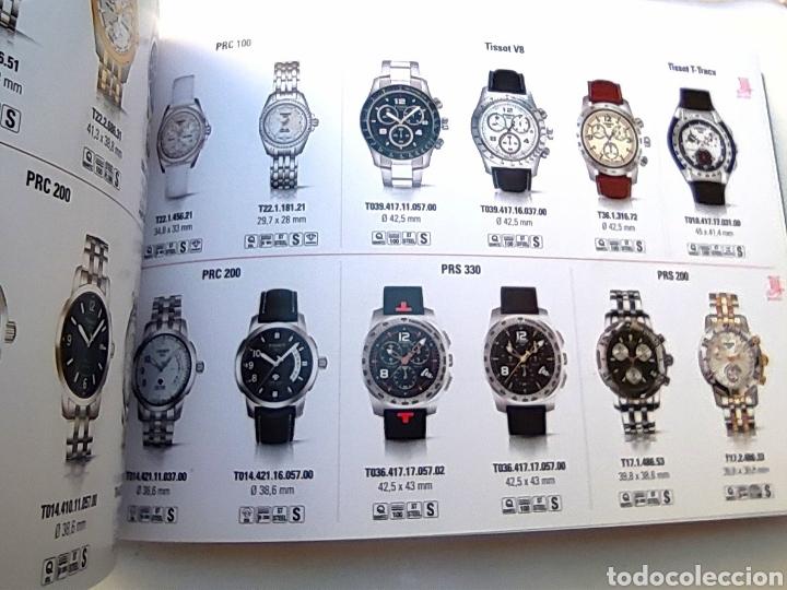Relojes - Tissot: Tissot relojes Estuche caja -sin reloj- con todos los componentes, 2011, versión Portugal - Foto 17 - 209631810