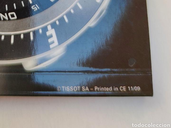 Relojes - Tissot: Tissot relojes Estuche caja -sin reloj- con todos los componentes, 2011, versión Portugal - Foto 21 - 209631810