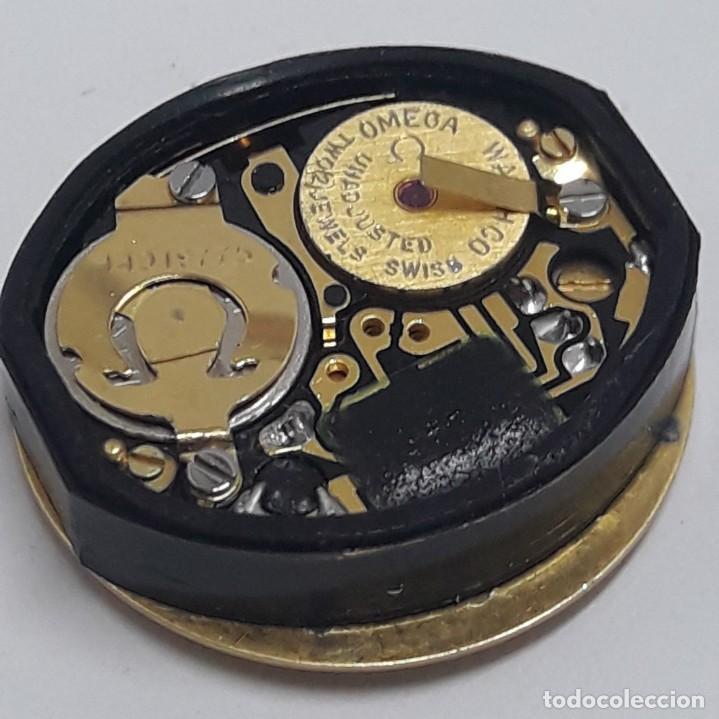 Relojes - Tissot: PRECIOSO RELOJ TISSOT DE SEÑORA AÑOS 80 EN PLAQUÉ DE ORO DE CUARZO Y NUEVO A ESTRENAR - Foto 9 - 209700738