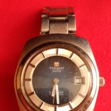 Relojes - Tissot: RELOJ TISSOT SWISS SEASTER AUTOMATIC FUNCIONA PERFECTAMENTE.MIDE 37 MM DIAMETRO. Lote 209919945