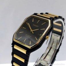 Relojes - Tissot: ELEGANTE RELOJ TISSOT SEASTAR AÑOS 80 DE CUARZO Y NUEVO A ESTRENAR. Lote 210219917