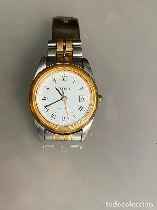 Relojes - Tissot: reloj tissot , cuarzo , pr 100 de señora , p 330 / 430 - Foto 2 - 212761797