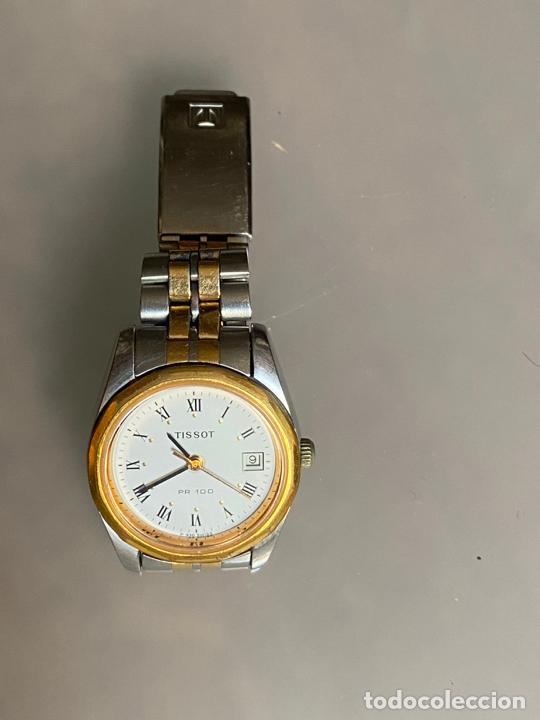 RELOJ TISSOT , CUARZO , PR 100 DE SEÑORA , P 330 / 430 (Relojes - Relojes Actuales - Tissot)