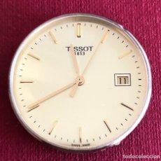 Relojes - Tissot: MAQUINARIA DE RELOJ DE CABALLERO DE CUARZO TISSOT.. Lote 213417990
