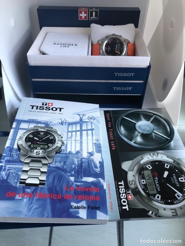 Relojes - Tissot: Reloj Tissot one touch primera edición 2004 - Foto 4 - 216604936