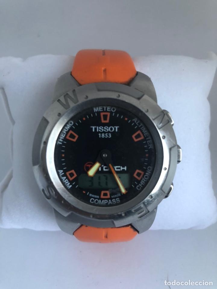 RELOJ TISSOT ONE TOUCH PRIMERA EDICIÓN 2004 (Relojes - Relojes Actuales - Tissot)
