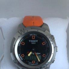 Relojes - Tissot: RELOJ TISSOT ONE TOUCH PRIMERA EDICIÓN 2004. Lote 216604936