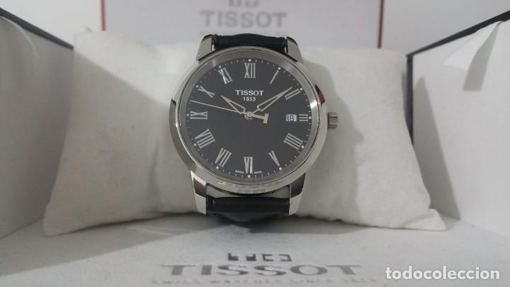 ELEGANTE TISSOT PARA CABALLERO (Relojes - Relojes Actuales - Tissot)