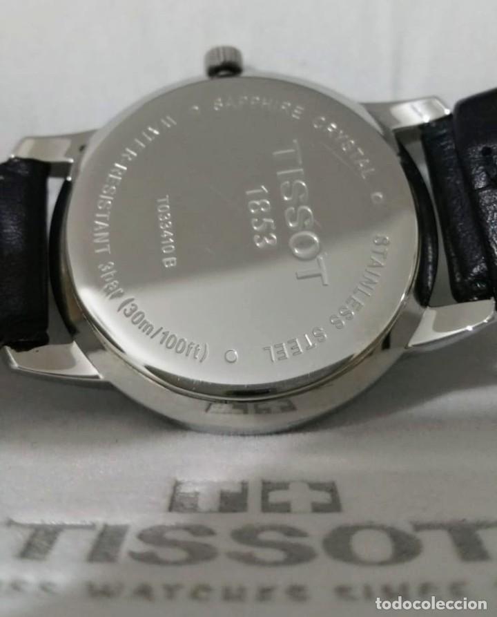 Relojes - Tissot: Elegante Tissot para Caballero - Foto 2 - 217046338