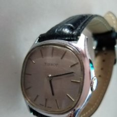 Relojes - Tissot: BONITO TISSOT AÑOS 60 DIAL TV.. Lote 217303467