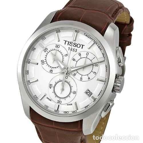 TISSOT COUTURIER QUARTZ CHRONOGRAPH T035.617.16.031.00 (Relojes - Relojes Actuales - Tissot)