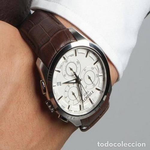 Relojes - Tissot: TISSOT COUTURIER QUARTZ CHRONOGRAPH T035.617.16.031.00 - Foto 2 - 269113158