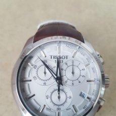 Relojes - Tissot: TISSOT COUTURIER QUARTZ CHRONOGRAPH T035.617.16.031.00. Lote 218444060