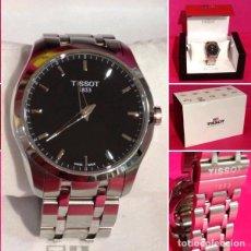 Relojes - Tissot: RELOJ TISSOT COUTURIER SECRET DATE. Lote 218584475