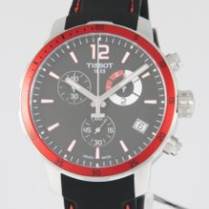 Relojes - Tissot: TISSOT QUICKSTER CHRONOGRAPH 42MM T095.449.17.057.01 NOS (NEW OLD STOCK). Lote 218589803