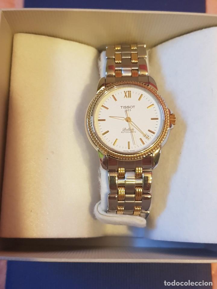 Relojes - Tissot: Reloj Tissot Ballade Autoquartz 17 Jewels - Foto 3 - 130774228
