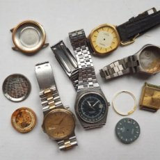 Relojes - Tissot: LOTE DE PIEZAS TISSOT MECANICOS Y QUARTZ C1. Lote 220361673