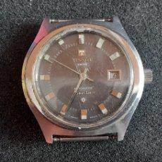 Relojes - Tissot: RELOJ TISSOT SUIS SEASTER AUTOMATICO .MIDE 38MM DIAMETRO. FUNCIONA BIEN. Lote 221370612